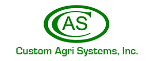 Custom Agri Systems Logo